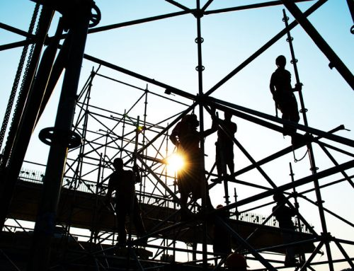 Experienced Workers Necessary for Construction